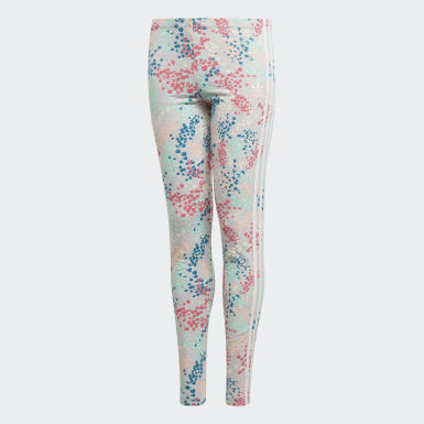 Calça Legging Multicores Kids Originals