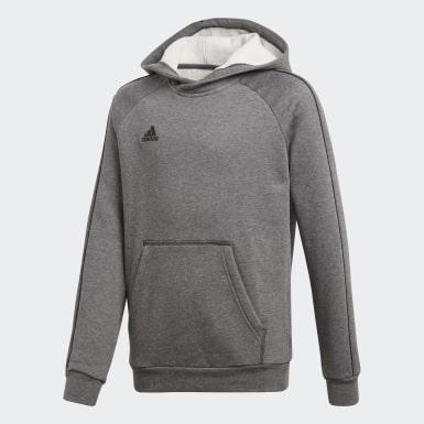 Sweat-shirt à capuche Core 18