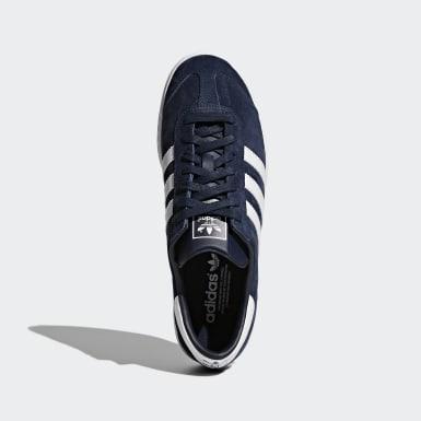 Männer Originals Hamburg Schuh Blau
