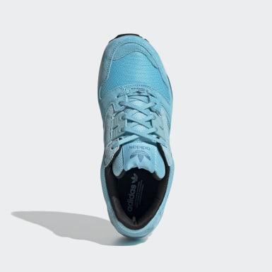 Dames Originals blauw ZX 8000 Schoenen