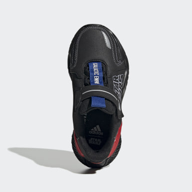 Barn Löpning Svart Star Wars 4UTURE Runner Shoes