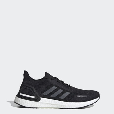 Men Running Black Ultraboost SUMMER.RDY Shoes