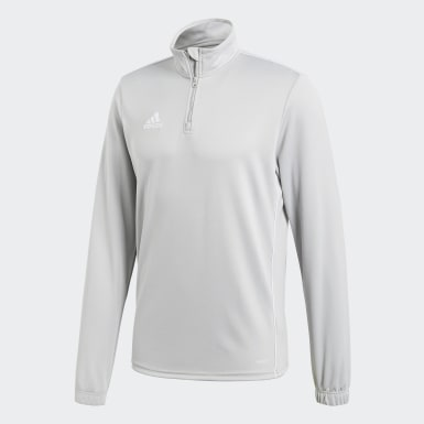 Men Training Grey Core 18 Training Top