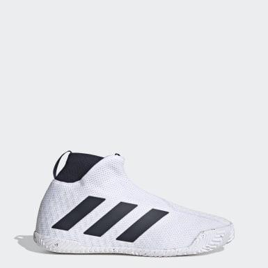 Sapatos de Ténis Sem Atacadores Stycon – Piso Duro Branco Ténis