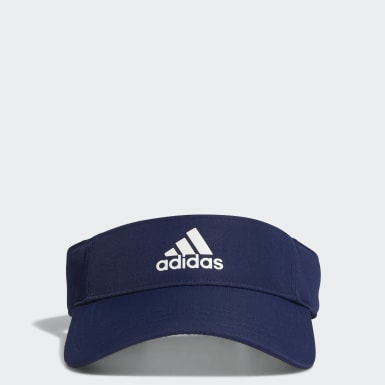 Men Golf Blue Tour Visor