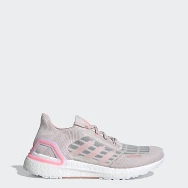 Sapatos Ultraboost Summer.RDY Rosa Mulher Running