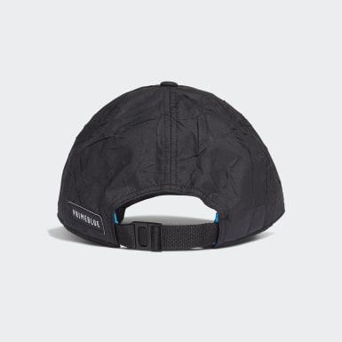 เทรนนิง สีดำ หมวกเบสบอล Primeblue