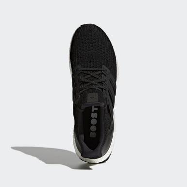 ผู้ชาย วิ่ง สีดำ รองเท้า Ultraboost