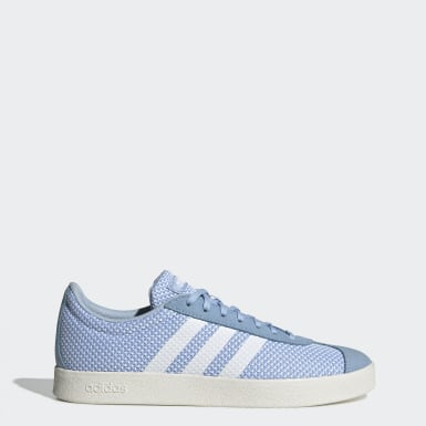 Chaussure VL Court2.0 Bleu Femmes Lifestyle