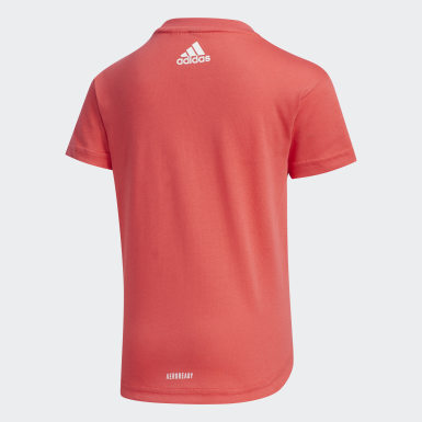 Camiseta Rosa Niño Yoga
