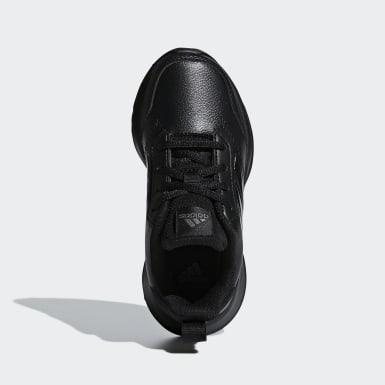 Kids Running Black AltaRun Shoes