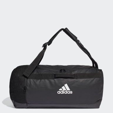 Tennis Black 4ATHLTS ID Duffel Bag Medium