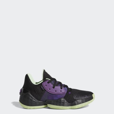 Kids Basketball Black Harden Vol. 4 Shoes