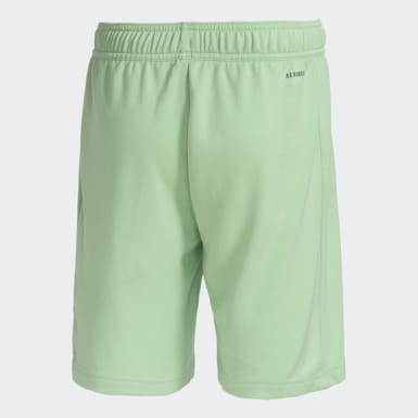Shorts AEROREADY Verde Meninos Training