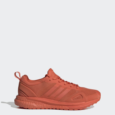Chaussure Solarglide Karlie Kloss Orange Femmes Running