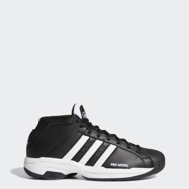 Basketbal zwart Pro Model 2G Schoenen