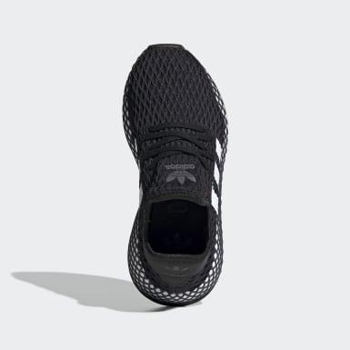 Sapatos Deerupt Runner Preto Criança Originals