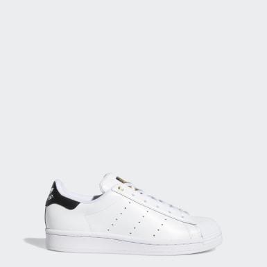 Chaussure Superstar Stan Smith blanc Adolescents Originals