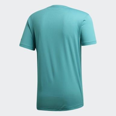 Erkek Training Turkuaz Freelift Climachill Tişört
