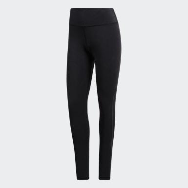 Kadın Athletics Siyah adidas Z.N.E. Çift Taraflı Tayt