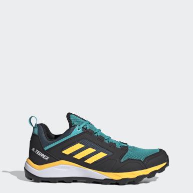 Sapatos de Trail Running TR TERREX Agravic Turquesa Homem TERREX