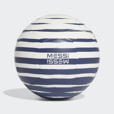 Men's Soccer Blue Messi Club Ball