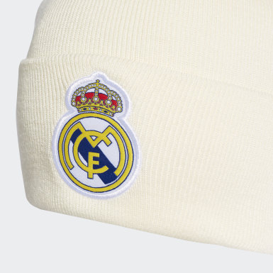 Bonnet Real Madrid Blanc Football
