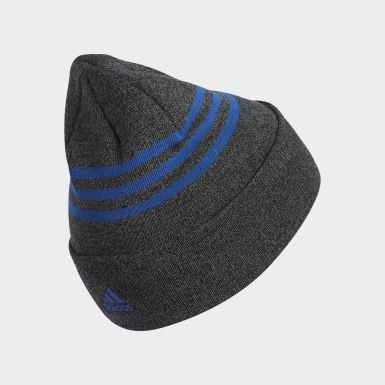 Men Training Multicolor Maple Leafs Stadium Cuffed Beanie