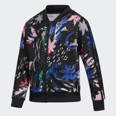 Youth Training Printed Jacket