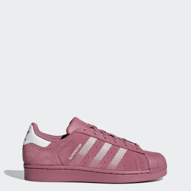 Genç Originals Pembe Superstar Ayakkabı