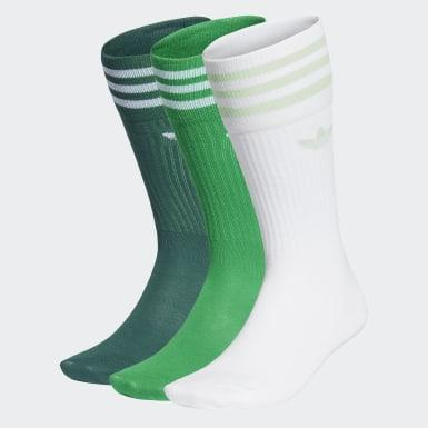 Originals biela Ponožky Crew
