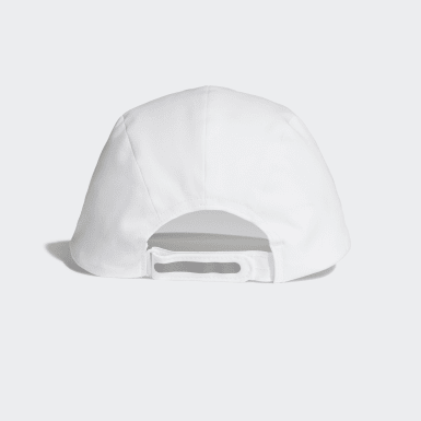 Casquette Runner Bonded Blanc Volley-ball