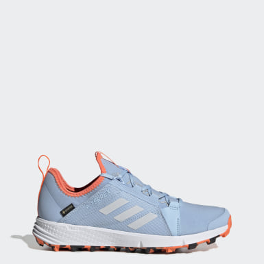 Sapatos Speed GTX TERREX Azul Mulher TERREX