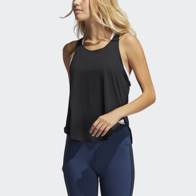 Women's Yoga Black Go To 2.0 Tank Top