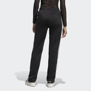 Pants Adicolor Classics Firebird Primeblue Negro Mujer Originals