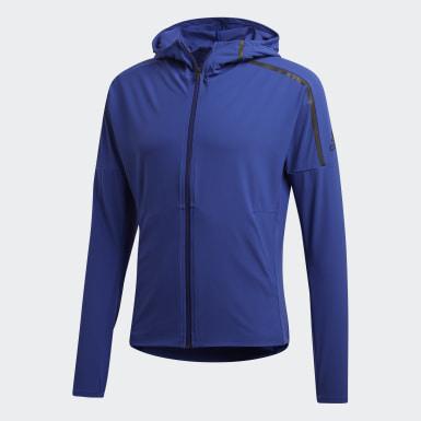 เสื้อแจ็คเก็ตสำหรับวิ่ง adidas Z.N.E.
