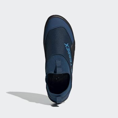 TERREX Mavi Terrex Climacool Jawpaw II Su Ayakkabısı