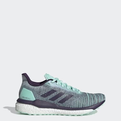 Women's Running Turquoise Solardrive Shoes
