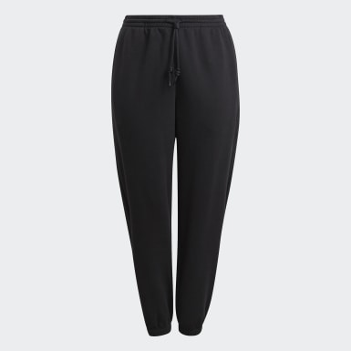 Pantaloni Cuffed Nero Donna Originals