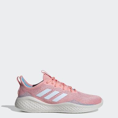ผู้หญิง วิ่ง สีชมพู รองเท้า Fluidflow