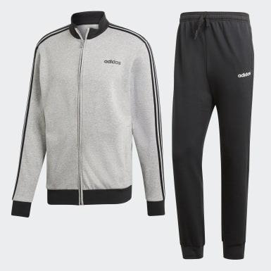 Erkek Training Grey Eşofman Takımı