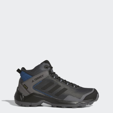 TERREX Grey Terrex Eastrail Mid Gore-Tex Hiking Shoes