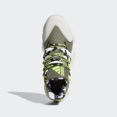 Chaussure Daniel Patrick x Harden Vol. 4 Vert Hommes Basketball