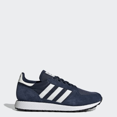 Originals Forest Grove Schuh Blau