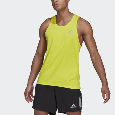 Men's Running Own the Run Singlet