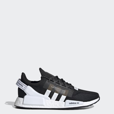 Originals Μαύρο NMD_R1 V2 Shoes