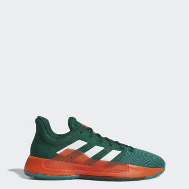 Adidas Pro Bounce Madness Low 2019 Herre Green Basketball