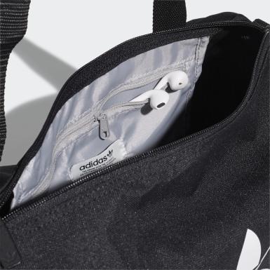 Bolsa Cruzada Adicolor Negro Originals