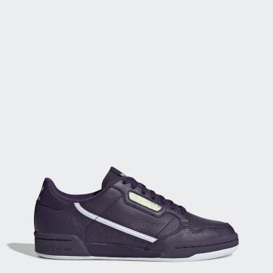 Kadın Originals Mor Continental 80 Ayakkabı