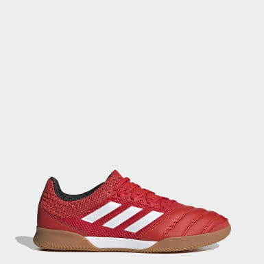 Men's Futsal Red Copa 20.3 Sala Indoor Shoes